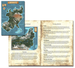 Sabre Roleplaying Game - Fantasy version. New from Dragonsbane Entertainment